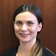 Dental nurse Aneta Sondej