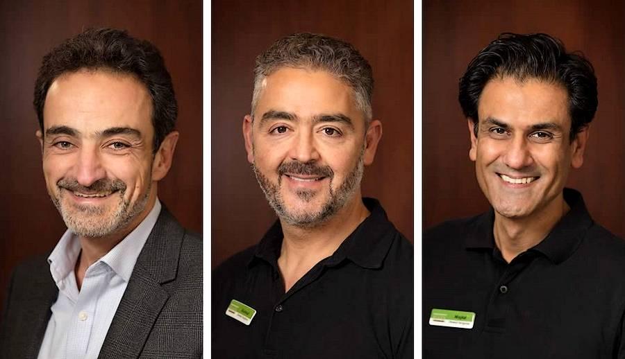 Elgin Dental Care implants team