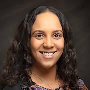 Dental receptionist Shannon Wisdom
