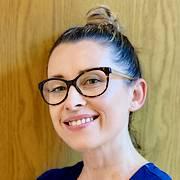 Dental hygienist Magdalena Deska