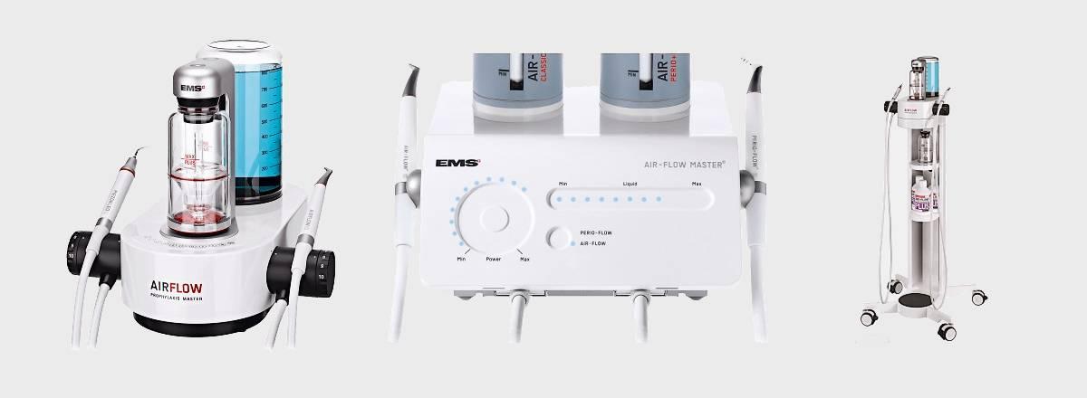 Airflow treatment equipment